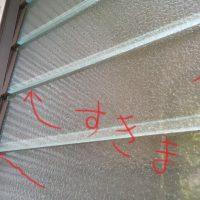 ジャロジー窓をカバー工法でリフォーム